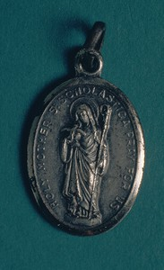 Medal of St. Scholastica